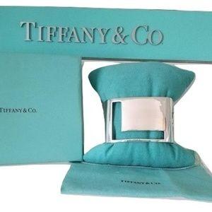 Tiffany & Co. Era Love Sterling Silver Bracelet